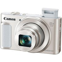 Canon  20.2-Megapixel PowerShot SX620 HS Digital Camera, Silver
