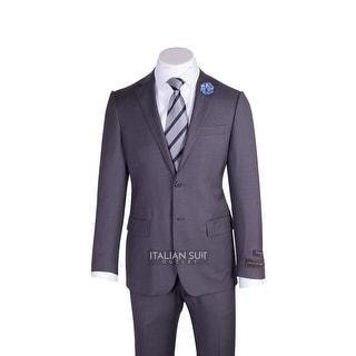 Novello Suit - Gray, Modern Fit