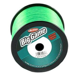 Berkley Trilene Big Game Solar Collector 1/4 lb Fishing Line Spool