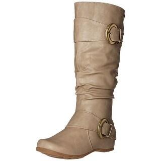 Brinley Co Women's Hilton Slouch Boot