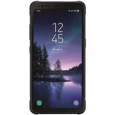 Samsung Galaxy S8 Active AT&T Unlocked GSM Phone w/ 12MP Camera - (Certified Refurbished)