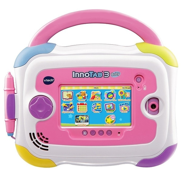 Tremendous Shop Vtech Innotab 3 Baby Electronic Learning Tablet Pink Home Remodeling Inspirations Genioncuboardxyz