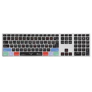 KB Covers Logic Pro X Keyboard Cover for Apple Ultra-Thin Keyboard w/ Num Pad (LOGX-AK-CC-2)
