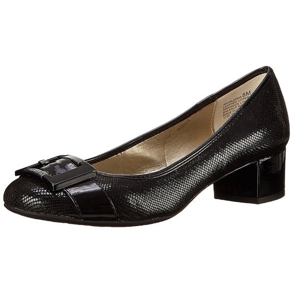 Anne Klein Womens Haleema Closed Toe Classic Pumps