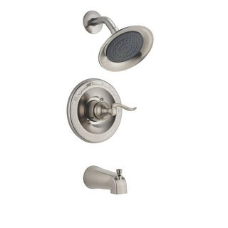 Delta 144996-BN Tub & Shower Trim Br, Nickel
