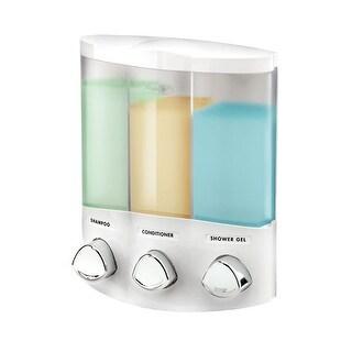 Better Living 76354-1 Euro Trio Dispenser, 3 Chamber