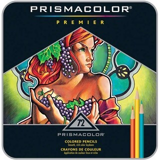Prismacolor Premier Colored Pencils 72/Pkg