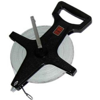 Open Reel Fiberglass Measuring Tape - 300'