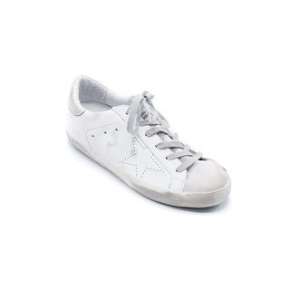 Golden Goose Women's All White Superstar Sneakers - 10