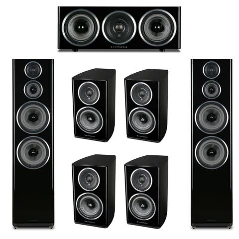Wharfedale Diamond 11 System Black 7.0 11.5, 11.CC, 11.1