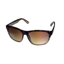 Ellen Tracy Sunglass Womens ET 560 1 Demi Wayfarer Fashion Sunglass