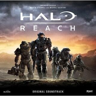 Halo Reach Original Game Soundtrack CD