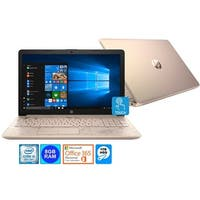 """HP 17.3"""" HD+Touch Screen Laptop Intel i5-8250U 8GB 1TB HDD with MS Office 365 (Refurbished)"""