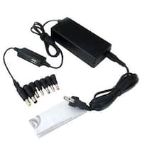 e-Replacements ACU90-SB-S 90w Universal Adapter w USB