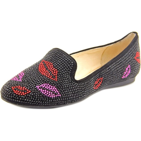 INC International Concepts Galle 13 Round Toe Canvas Flats