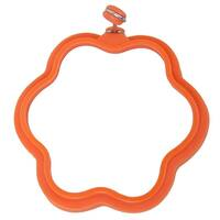 Jumbl Silicone Pancake Flower Shape Mold - Features Innovative Design for Effortless Flipping