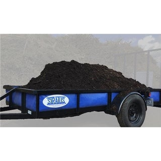 77 in. x 14 ft. Sidewall Panels for Trailer, Royal Blue - 14
