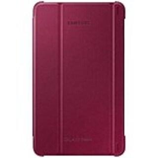 Samsung EF-BT330WPEGUJ Protective Case Book Fold for Galaxy Tab 4  Tablet - Plum Red