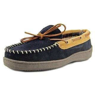 Florsheim 22SH-011M Men Moc Toe Suede Boat Shoe