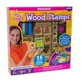 Just My Style Wood Stamps - multi-color - 12.0 in. x 2.0 in. x 12.0 in. - Thumbnail 0