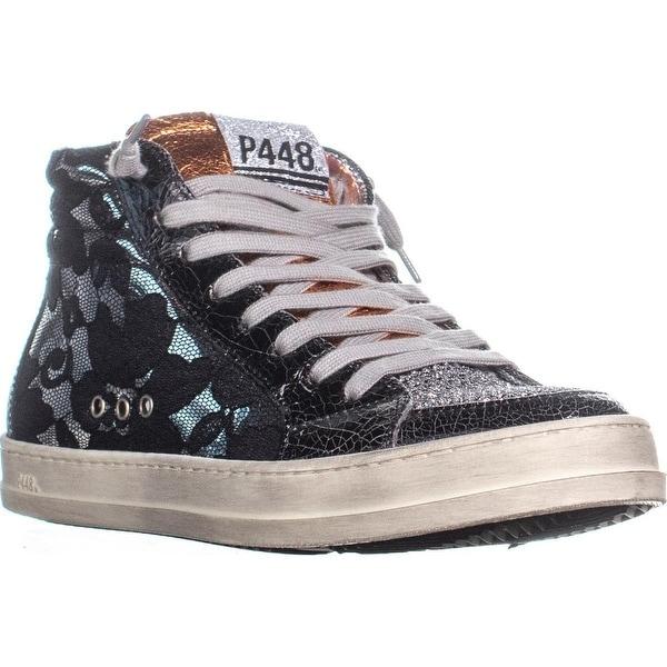 32c42e0715d28a Shop P448 Skate High Top Fashion Sneakers