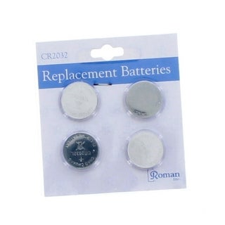 CR2032 Replacement Batteries