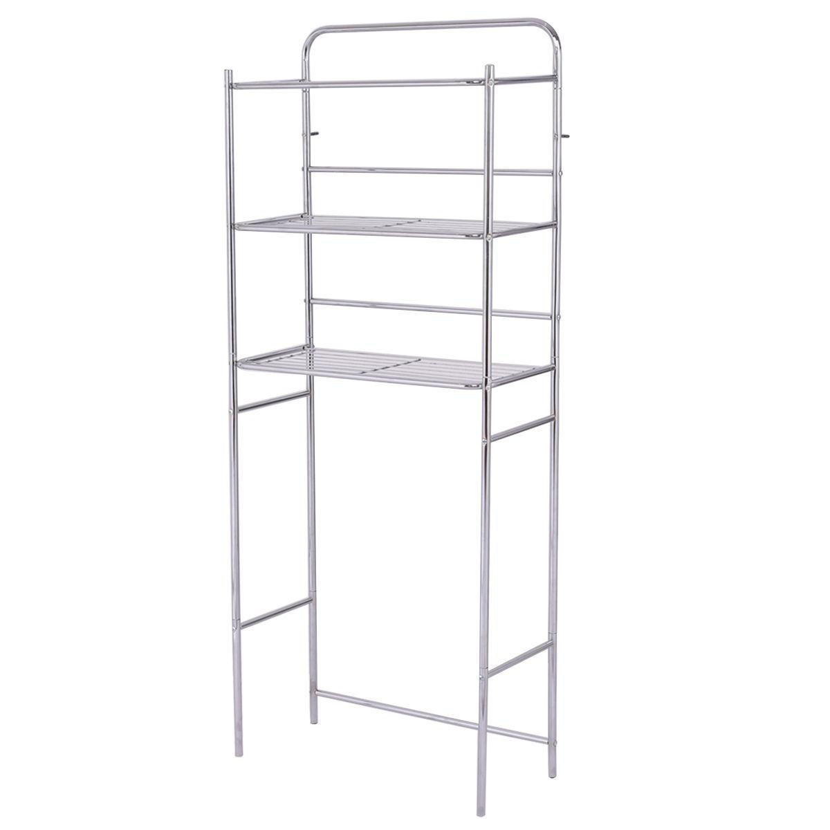 3 Tier Bathroom Storage Shelf Rack