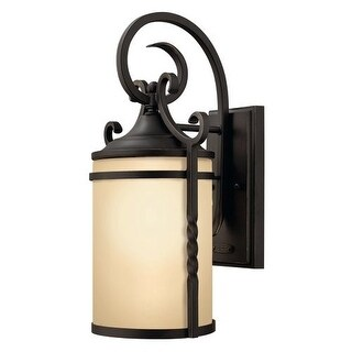 "Hinkley Lighting 1140OL 13"" Height 1 Light Lantern Outdoor Wall Sconce from the Casa Collection"