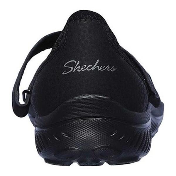 Shop Skechers Women's Be Light Eyes On Me Mary Jane Black