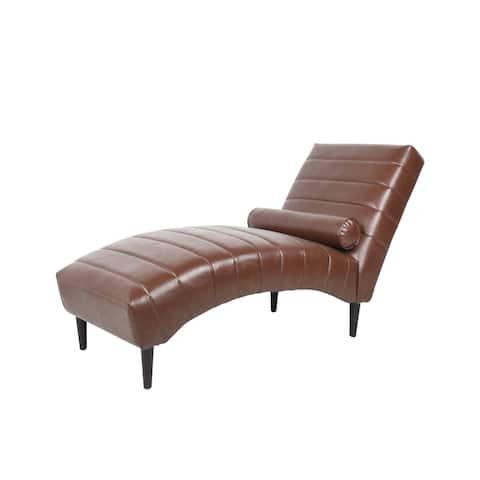 "Global Pronex Sofa Recliner for Living Room & Bedroom (Brown) - 27""×60.5""×33.5"""