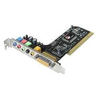 Siig Ic-510012-S2 Soundwave 5.1 Pci For Dvd, Mp3 And Gaming