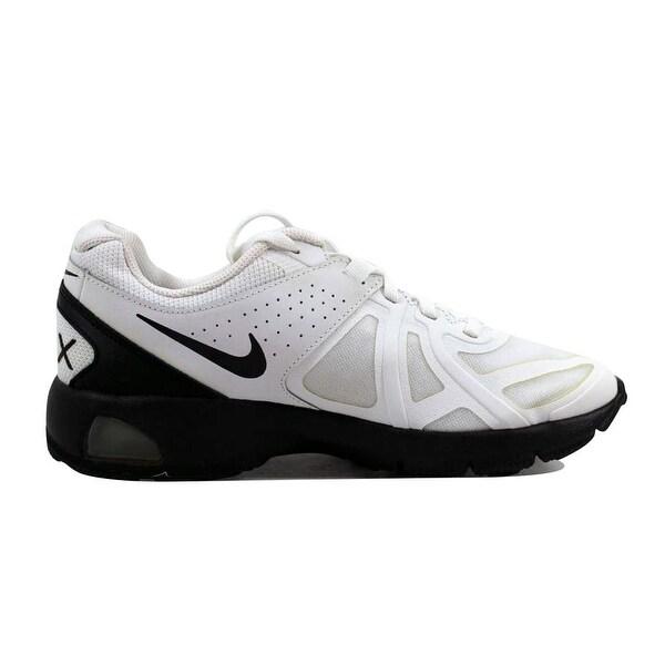 Shop Nike Men's Air Max Run Lite 5 WhiteBlack White 631263