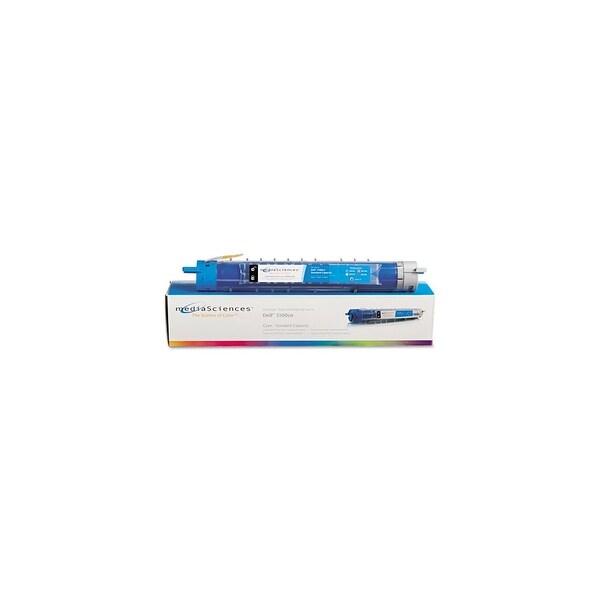 Media Sciences Remanufactured GG579 Toner Cartridge - Cyan MS510C Toner Cartridge