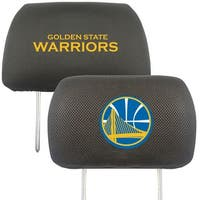 "NBA - Golden State Warriors Head Rest Cover 10""x13"""