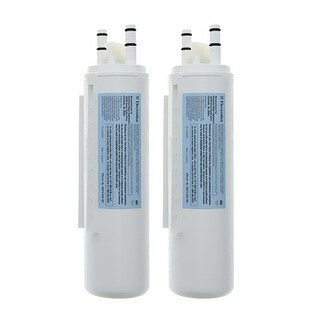 Replacement Water Filter for Frigidaire FFHS2322MW Refrigerator Water Filter (2 Pack)