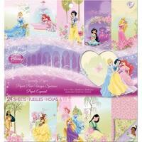 "Disney Paper Pad 12""X12"" 24/Pkg"