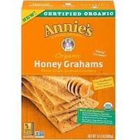 Annie's Homegrown - Honey Graham Crackers ( 12 - 14.4 oz boxes)