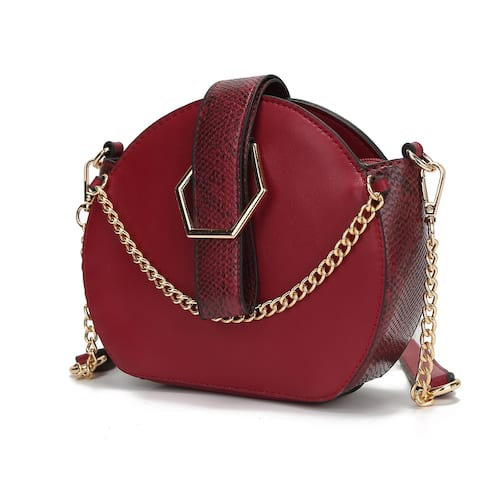 MKF Collection Melly Crossbody Bag by Mia K.