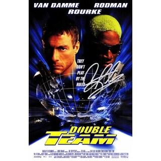 Dennis Rodman Double Team 11x17 Movie Poster