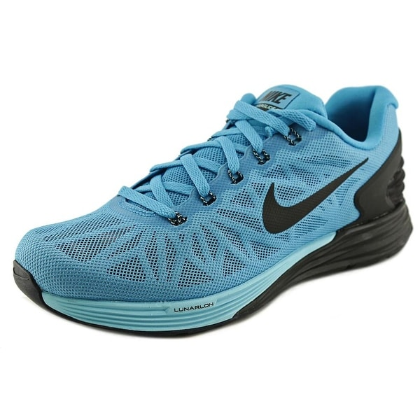 hot sale online 2f1ae 34de5 Shop Nike Lunarglide 6 Men Round Toe Synthetic Running Shoe ...