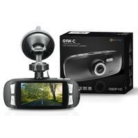 Spy Tec Sti_G1w-C Full Hd 1080P Capacitor Edition Dashcam (Black) With G-Sensor