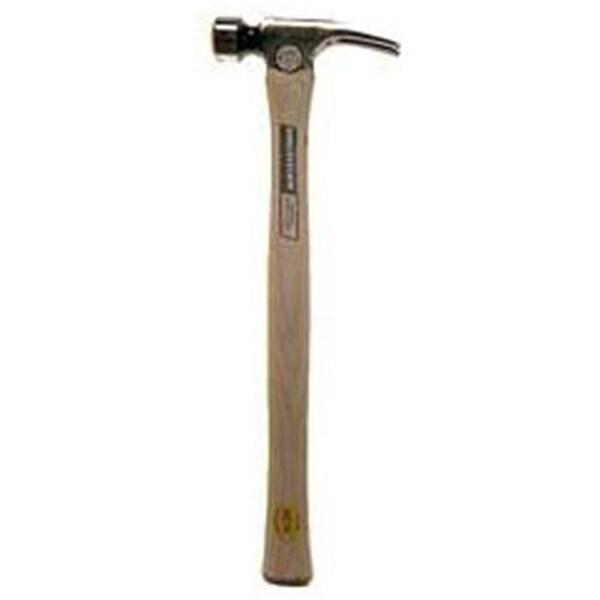 Shop Vaughan 19 Oz California Framing Hammer Wood Handle CF2L - Free ...
