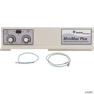 Control Panel, Pentair Minimax Plus 250, LP, IID