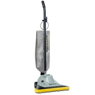 Koblenz U-90Z Endurance Commercial Upright Vacuum - Gray/Yellow