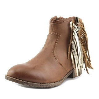 Nina Anareena Girl Tan Boots