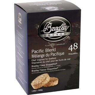 Bradley BTPB48 Flavor Bisquettes - Pacific Blend 48Pk