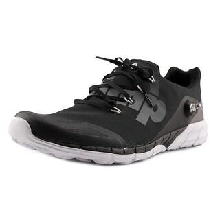 Reebok ZPump Fusion 2.0 Round Toe Synthetic Running Shoe