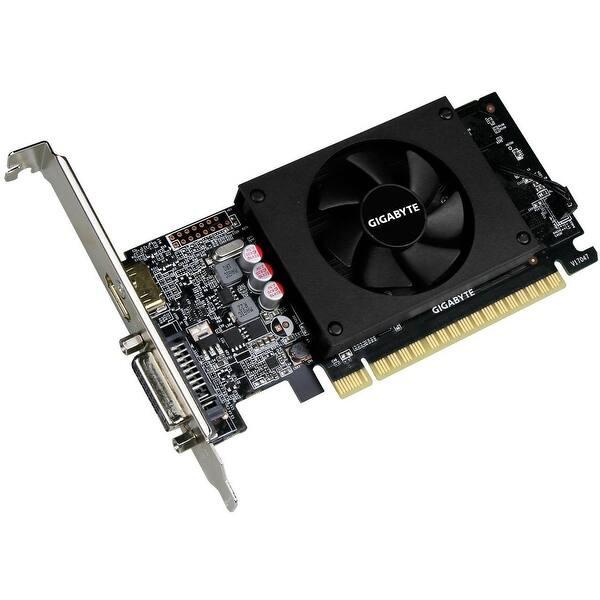 Shop Gigabyte Gv-N710d5-2Gl Geforce Gt 710 Gpu 2Gb Ddr5 Pcie