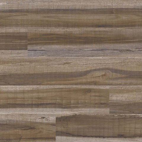 "MSI VTR7X48-5MM-12MIL-OAK Cyrus 7-1/8"" Wide Waterproof Smooth Oak-Imitating Luxury Vinyl Planks -"