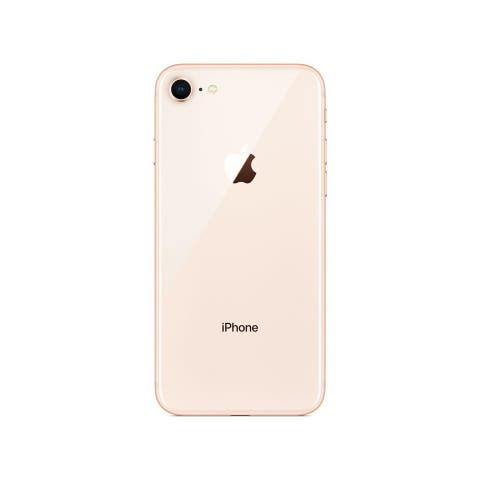 Apple iPhone 8 A1905 64GB Gold T-Mobile Locked Refurbished Smartphone